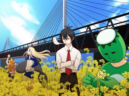 Arakawa Under the Bridge TV Series image