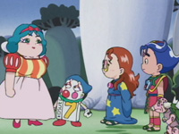 Shuku! Happy Lucky Bikkuriman TV Series image