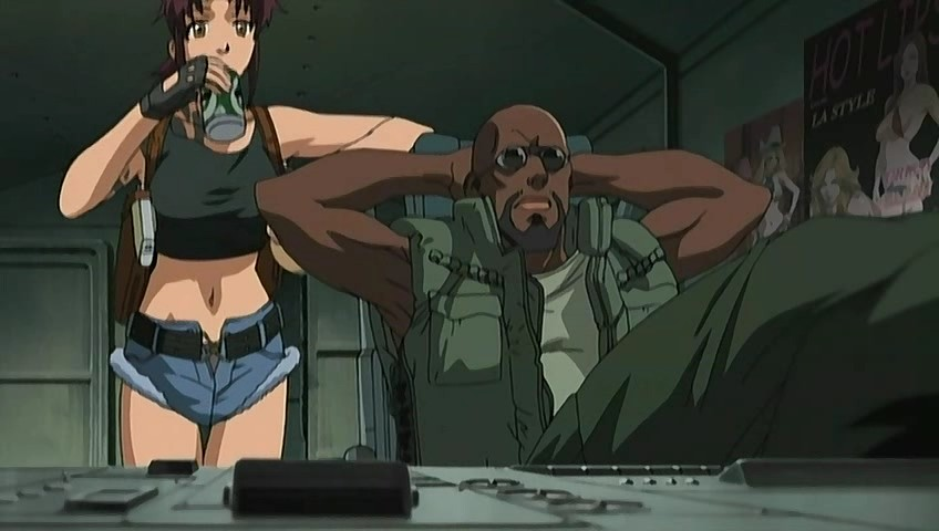 Black Lagoon TV Series image