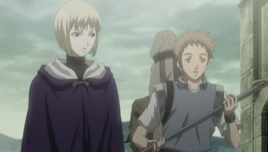 Claymore TV Series image