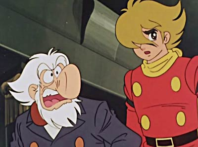 Cyborg 009 TV Series image