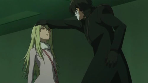 Darker than Black Kuro no Keiyakusha TV Series image