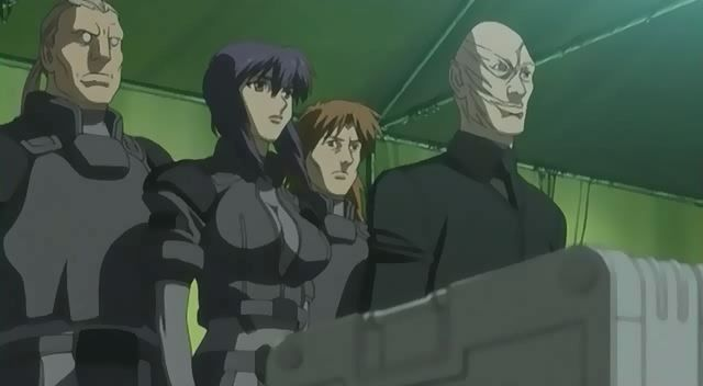 Kokaku Kidotai: Ghost in the Shell, S.A.C. 2nd Gig TV Series image