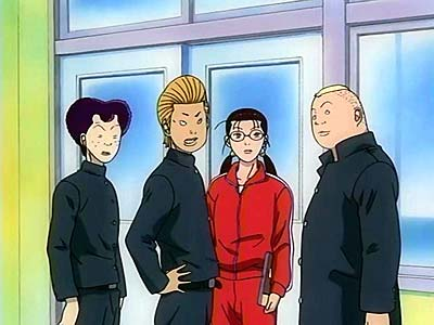 Gokusen TV Series image