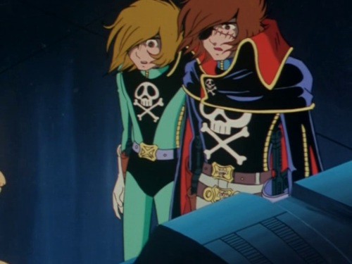Uchu Kaizoku Captain Harlock TV Series image