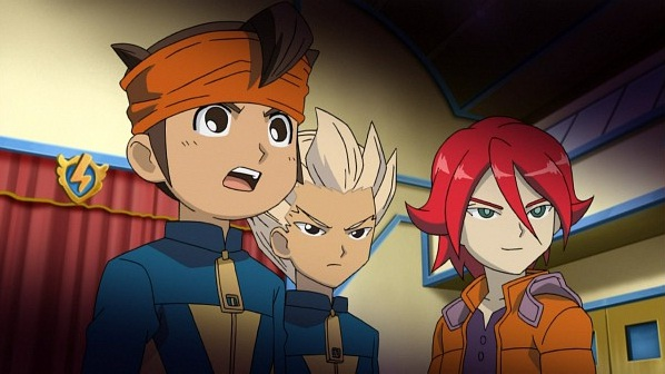 Inazuma Eleven TV Series image