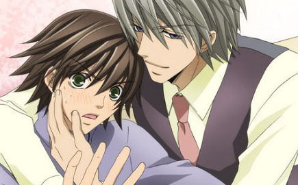 Junjou Romantica TV Series image