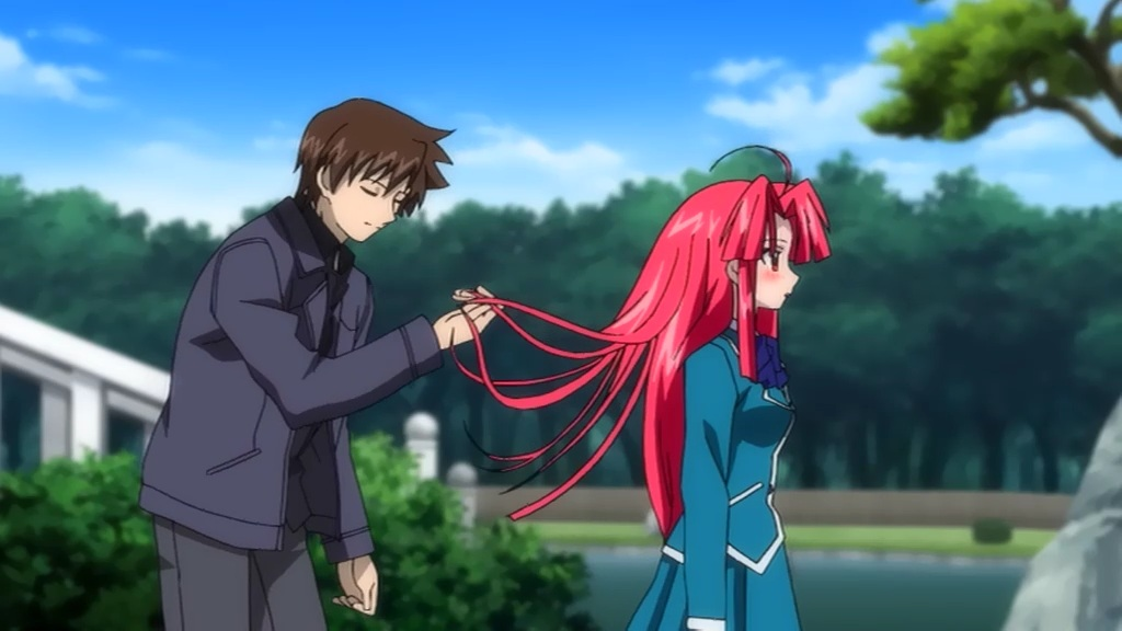 Kaze no Stigma TV Series image