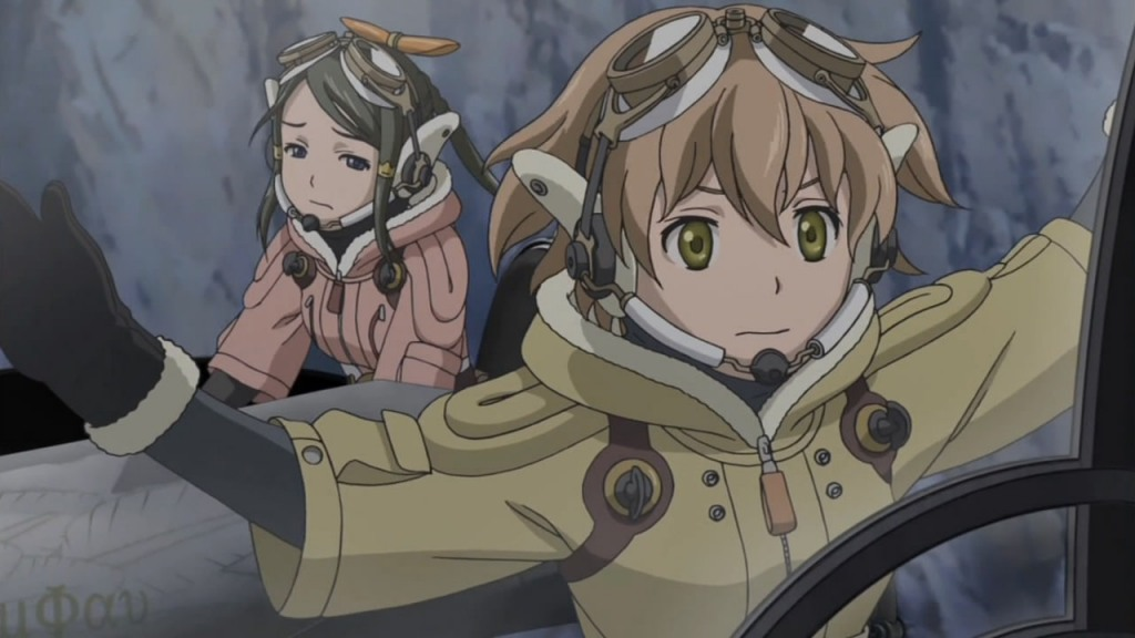 Last Exile -Ginyoku no Fam- TV Series image