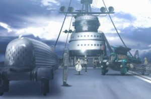Last Exile TV Series image