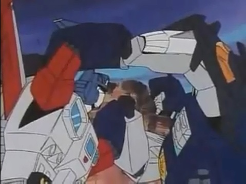 Transformers: Chojin Master Force TV Series image