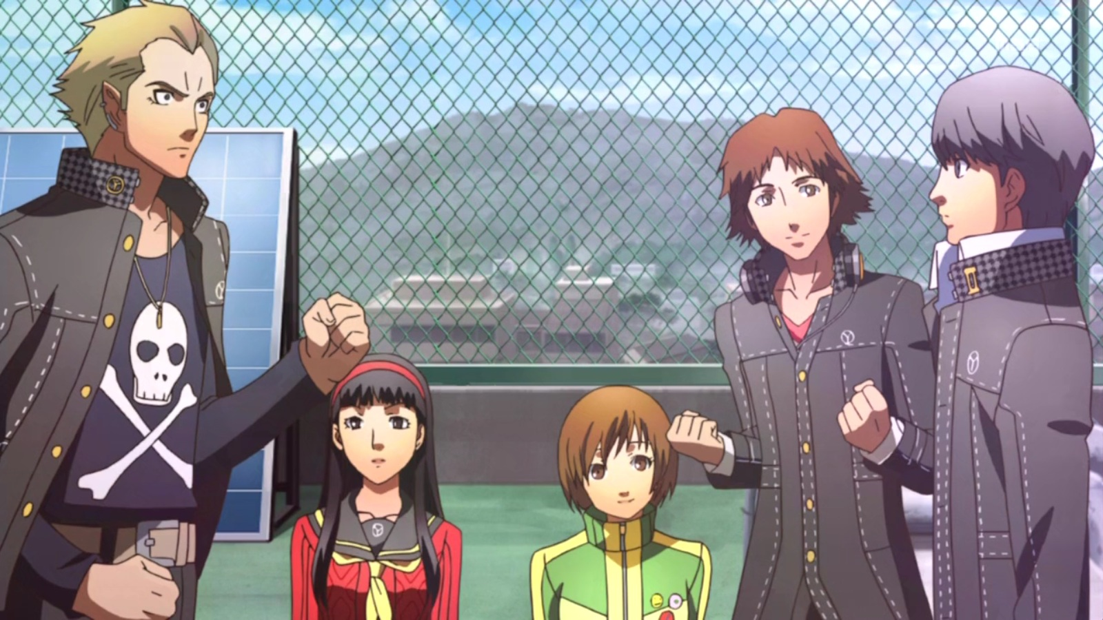 Persona 4 TV Series image