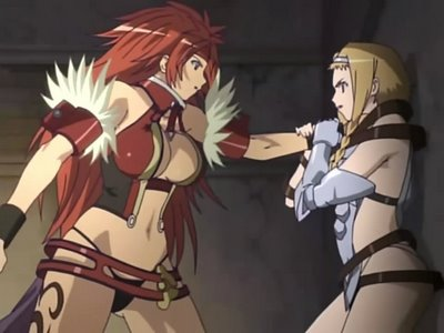 Queen's Blade Rurou no Senshi TV Series image