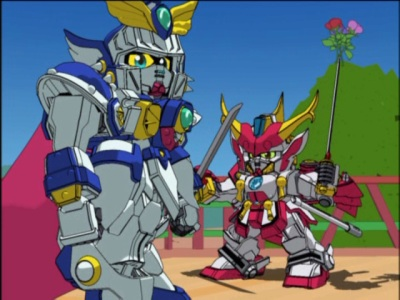 SD Gundam Force TV Series image