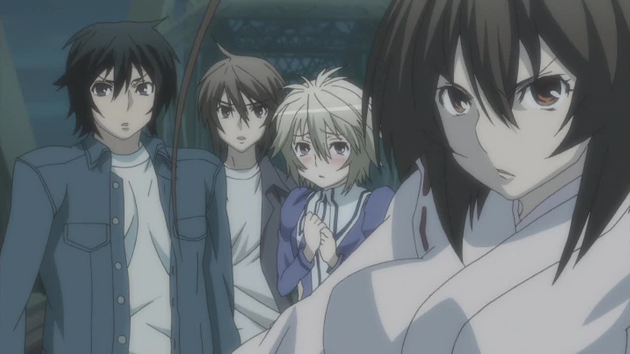 Sekirei TV Series image