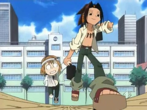 Shaman King TV Series image