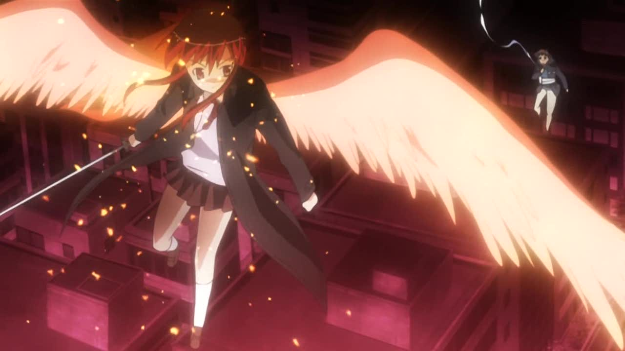 Shakugan no Shana II TV Series image