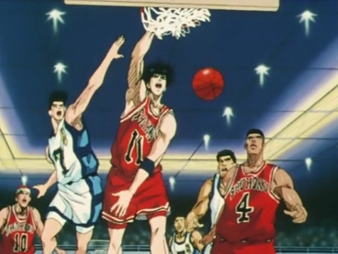 Slam Dunk TV Series image