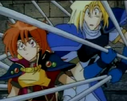 Slayers TV Series image