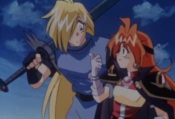 Slayers Next TV Series image