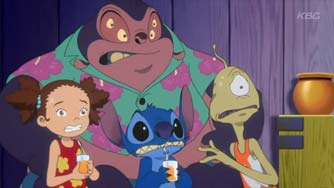 Stitch! ~Itazura Alien no Daibouken~ TV Series image