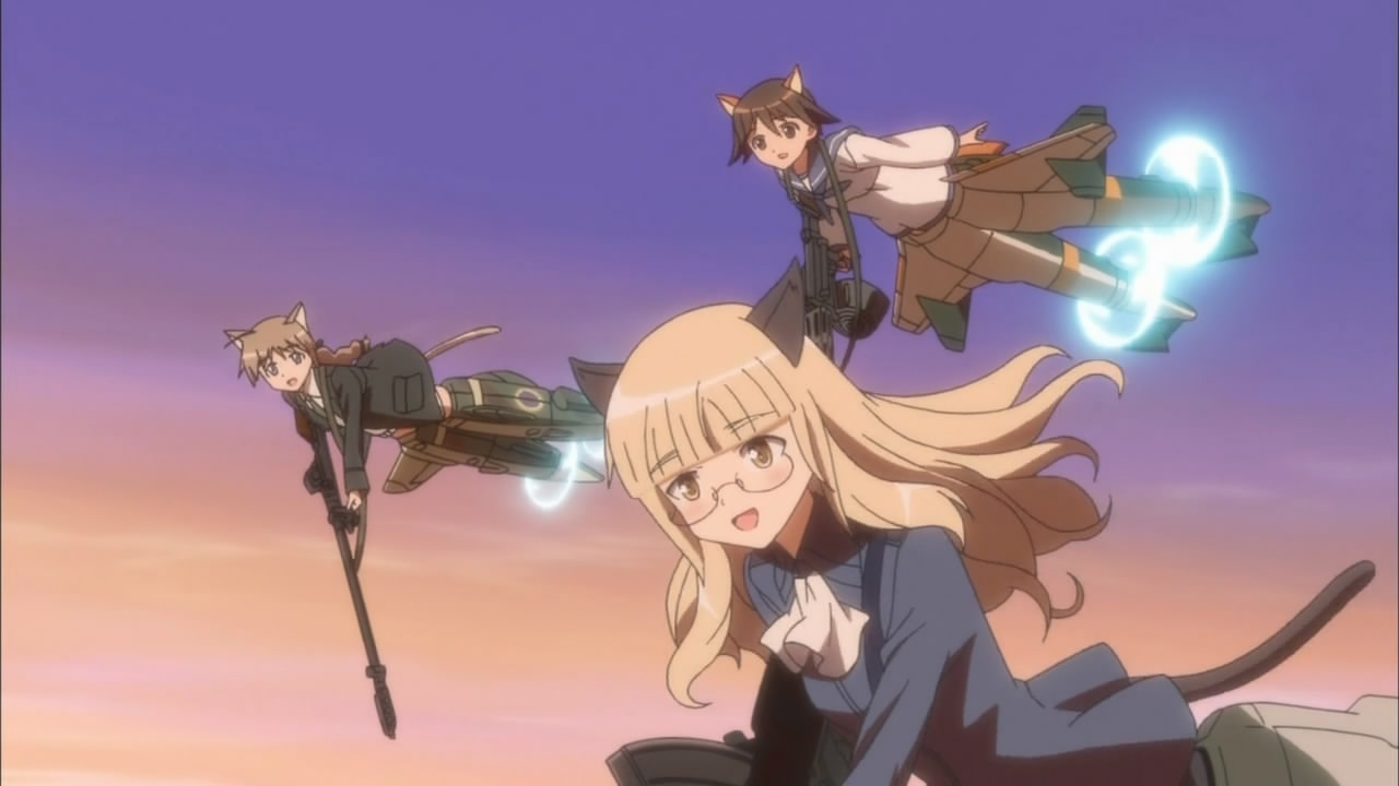 Strike Witches 2 TV Series image