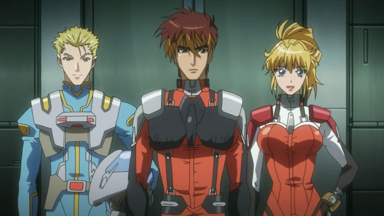 Super Robot Taisen OG: The Inspector TV Series image