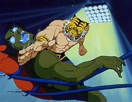 Tiger Mask Nisei TV Series image