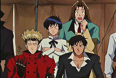 Trigun TV Series image