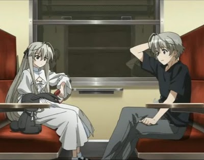 Yosuga no Sora TV Series image