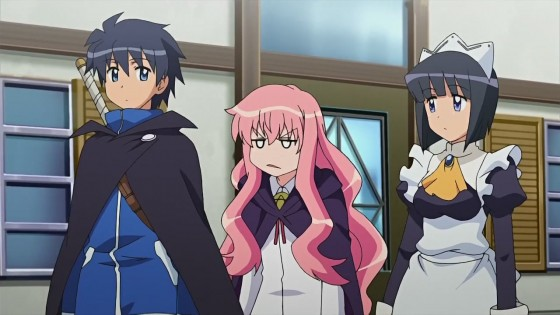 Zero no Tsukaima F TV Series image